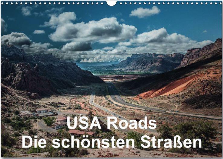 Kalender USA Roads