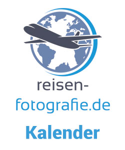 Reisen-Fotografie Kalender Shop