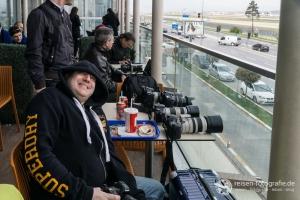 Spotterterrasse im FlyInn Istanbul