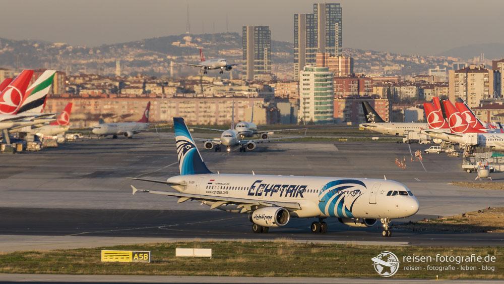 EgyptAir - Airbus A321-231