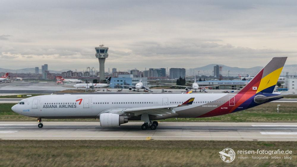 Asiana Airlines - Airbus A330-323