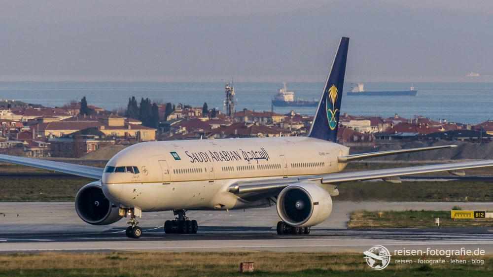 Saudi Arabian Airlines - Boeing 777-268/ER
