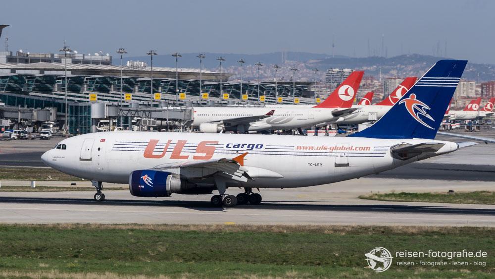 ULS Cargo - Airbus A310-308(F)