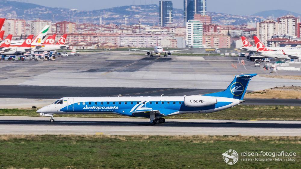 Dniproavia Embraer - ERJ-145LR (EMB-145LR)