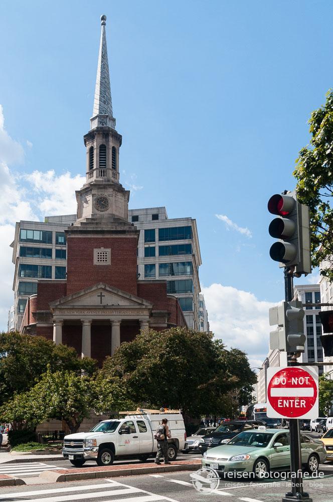 Kirche in Washington D.C.
