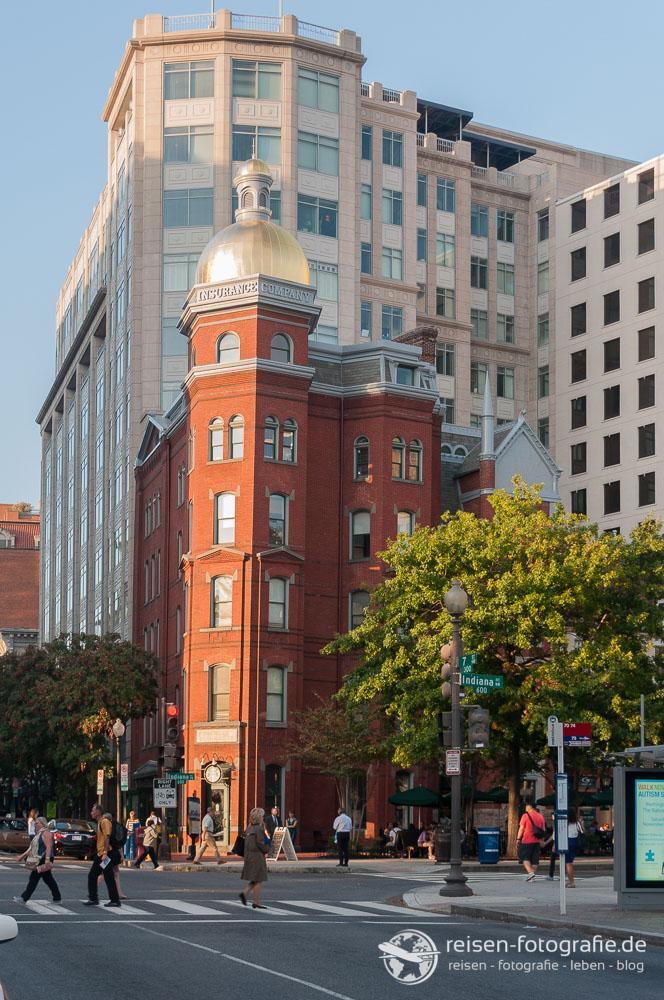 Architektur in Washington Downtown