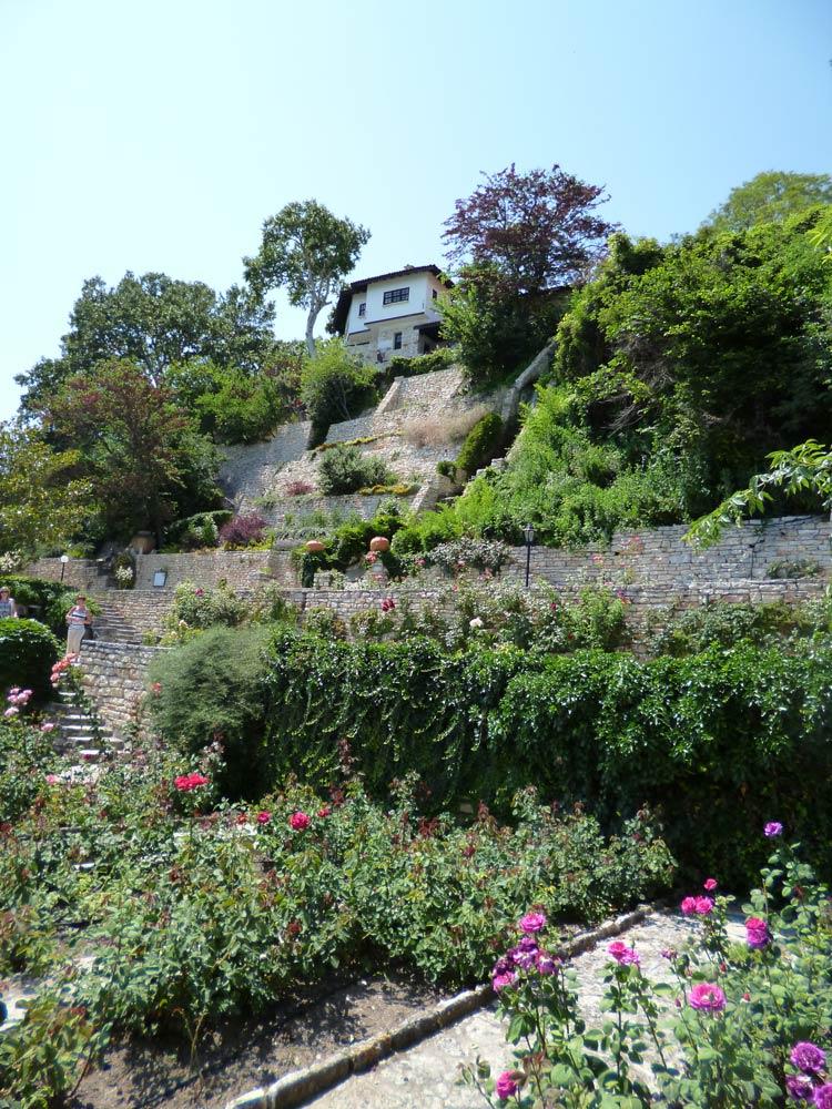 Botanischer Garten Balchnik Bulgarien