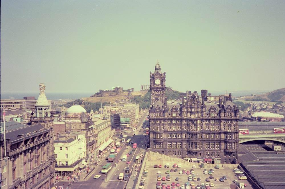 Edinburgh 1977