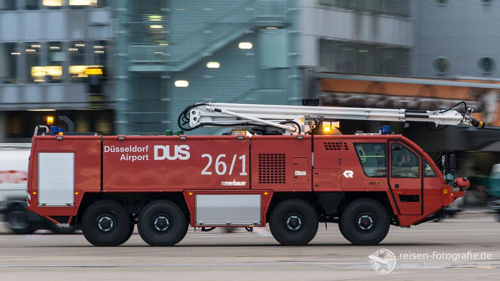 Airport Feuerwehr Düsseldorf