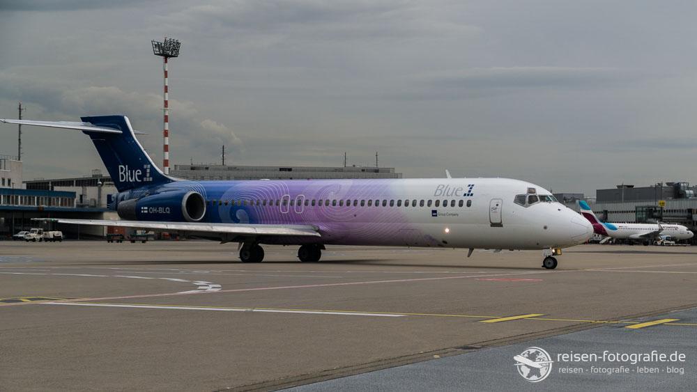 Blue1 Boeing 717