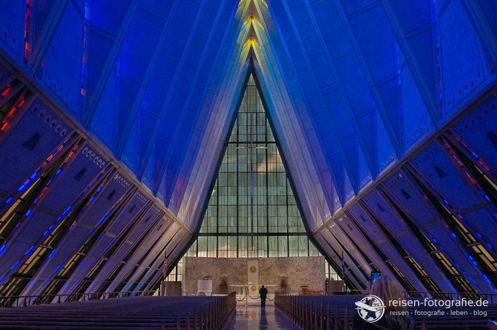 Tolles Licht in der Kirche