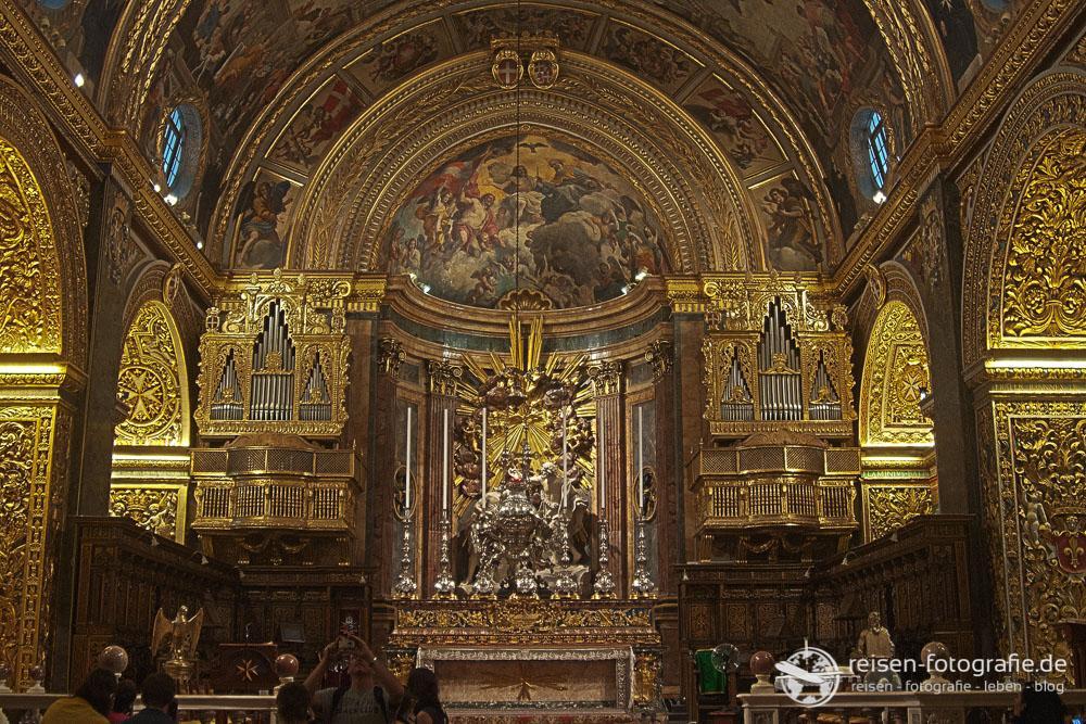 Noch eine Kirche auf Malta