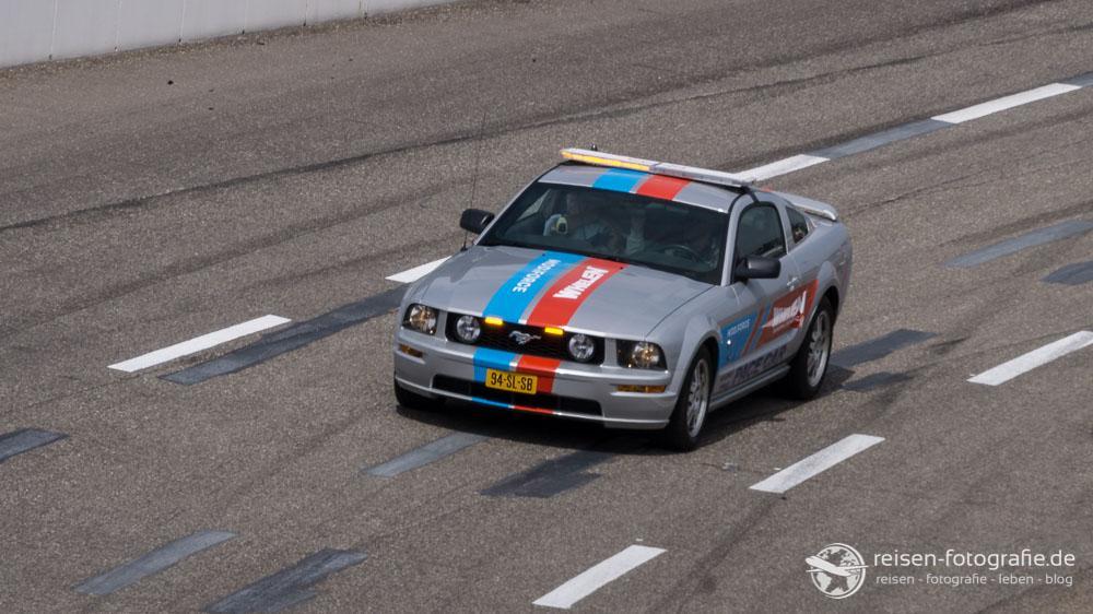 Nascar Series Safety Car