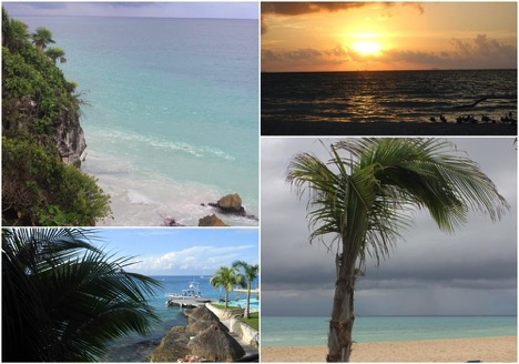 Die mexikanischen Strände - Tulum, Playa del Carmen, Cozumel