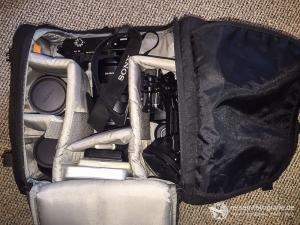 Unser Fototrucksack