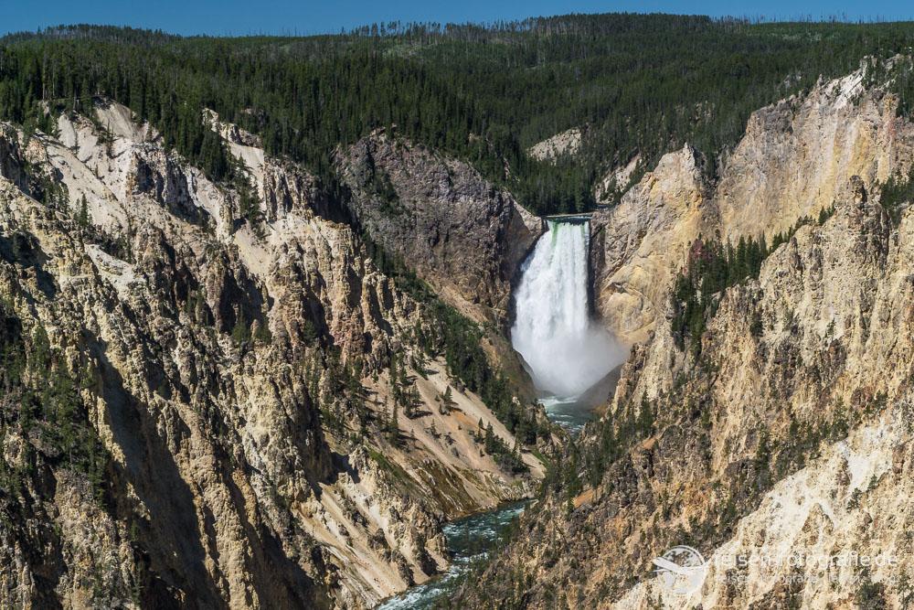 Grand Canyon des Yellowstone