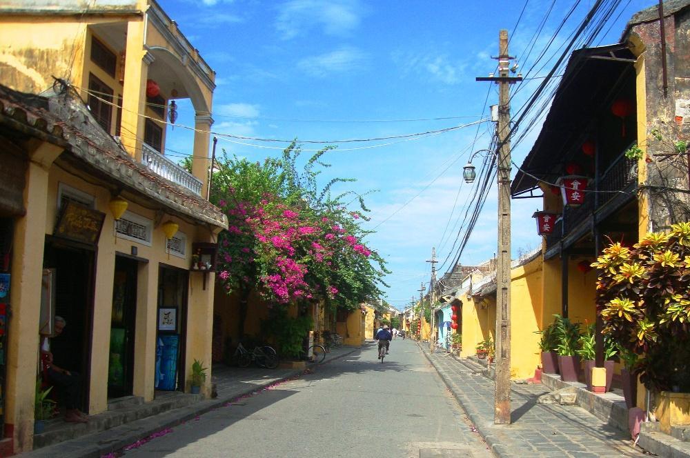 Die Altstadt von Hoi An