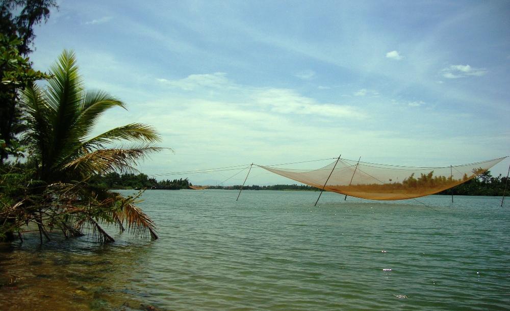 Wunderbare Gegend im Umland Hoi Ans