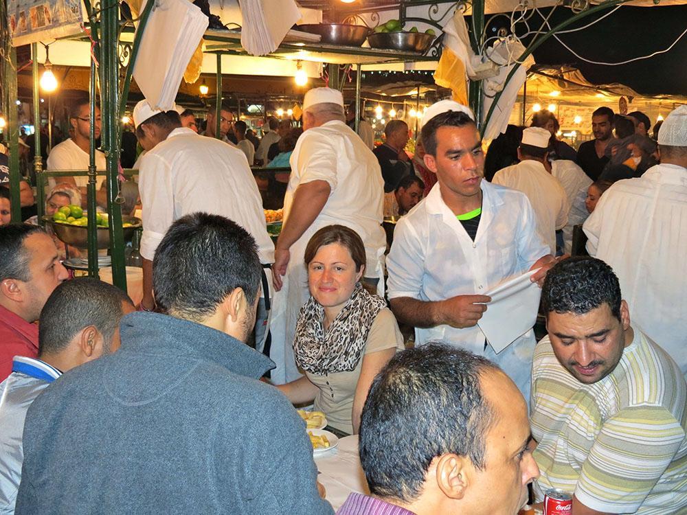 Marrakesch Djemaa