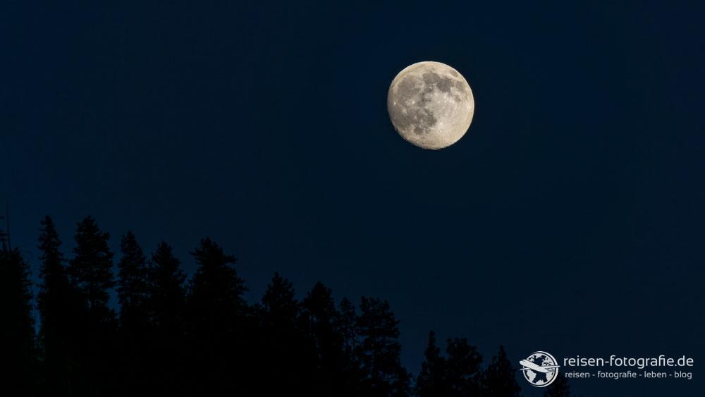 Der Mond über Montana