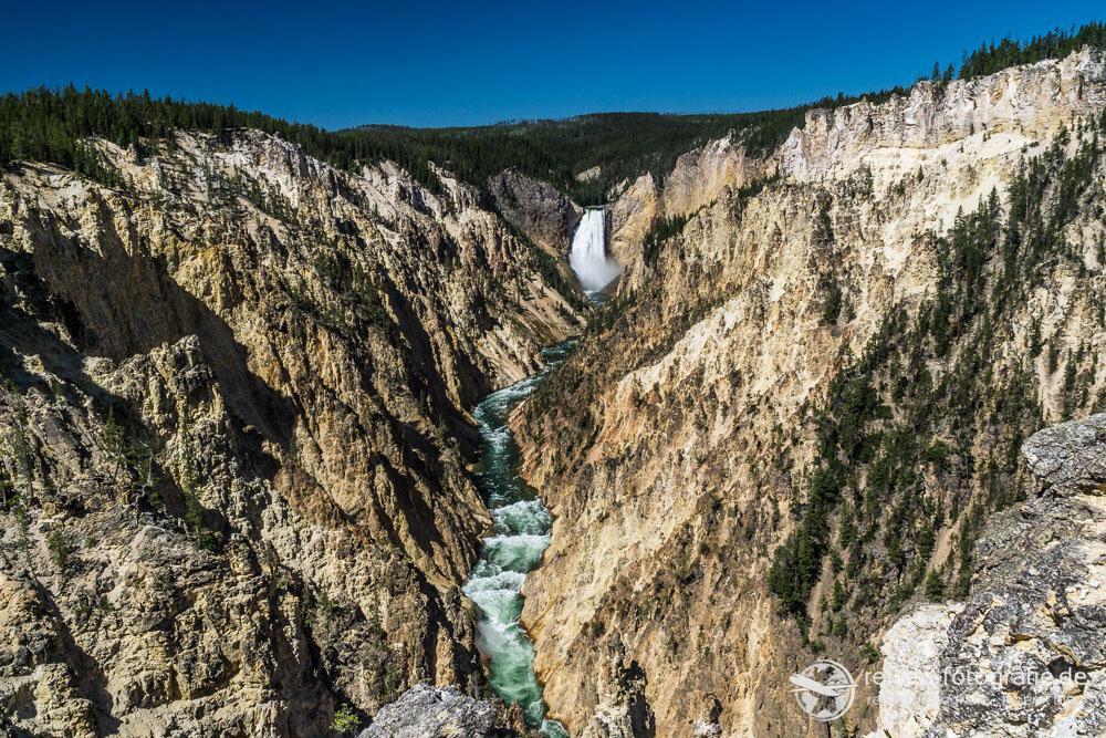 Berge und Wasser = Wasserfälle