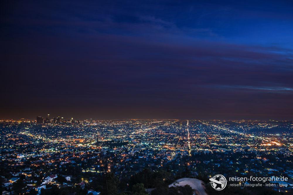LA Sunset - ohne Sonne