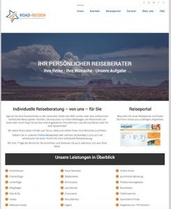 Unser neues Reiseportal - Road-Reisen.de