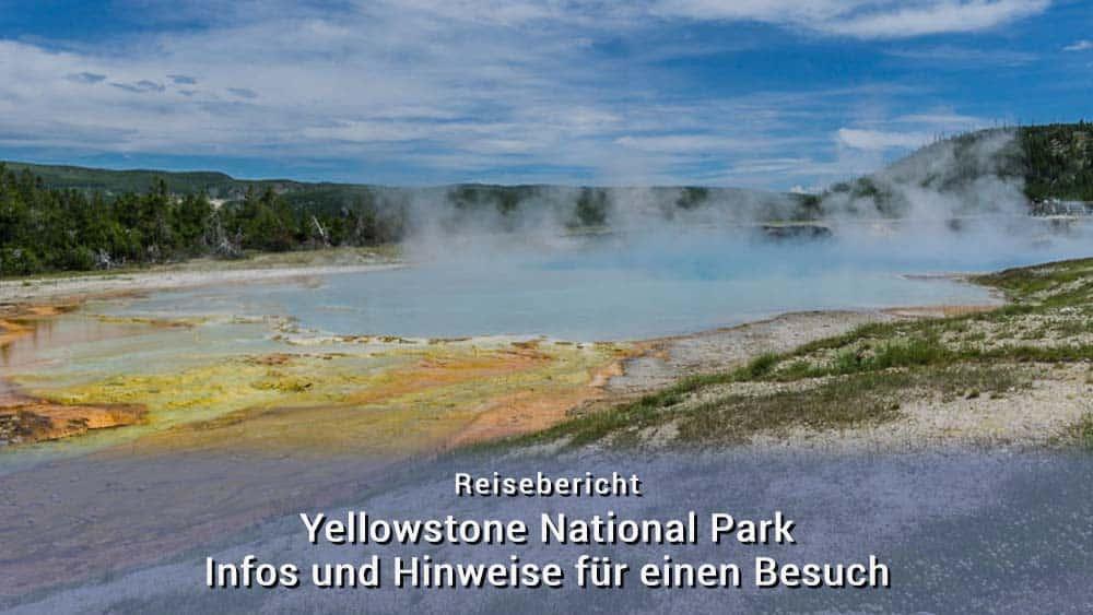 Yellowstone Infos
