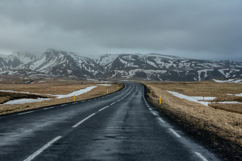Roadtrip auf der Ringstraße in Island.