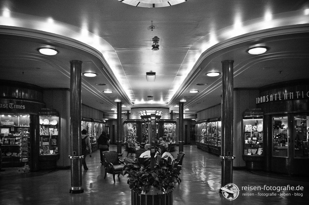 Shoppen und Restaurants
