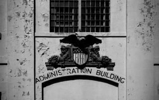 Eingang zu Alcatraz