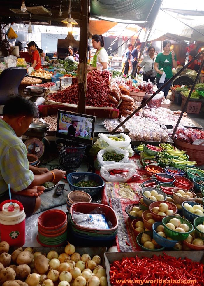 Nonthaburi Wet Market