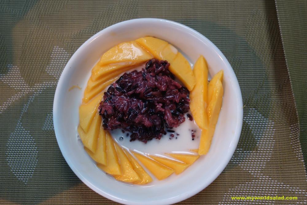 Ganz wichtig: Mang Sticky Rice!