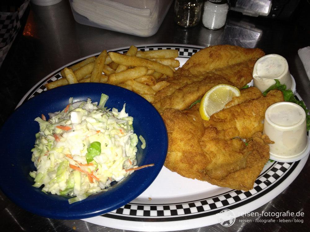 Fisch in Daytona Beach