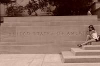 Mandy in den USA