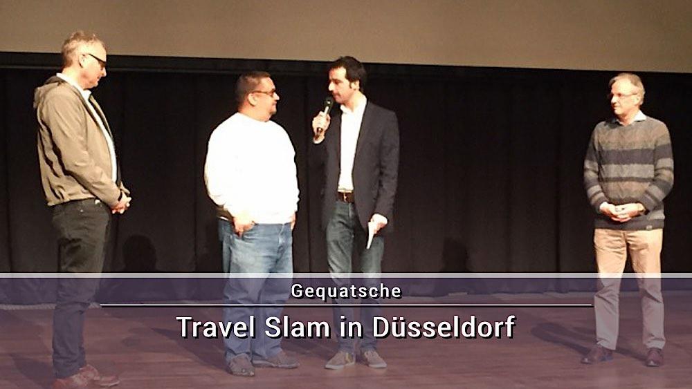 Travel Slam in Düsseldorf