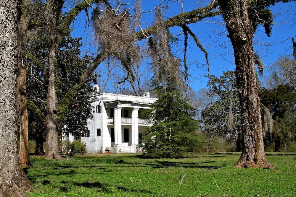 ehemalige Sklavenquartier des Kirkpatrick Mansion