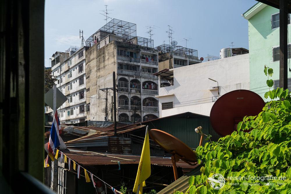 Bangkok Vororte