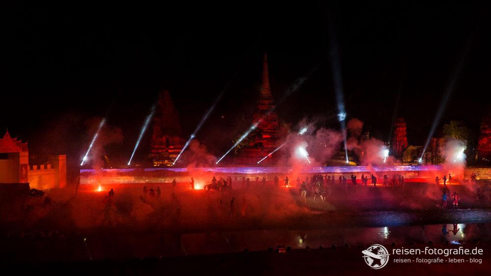 Blutige Schlachten um Ayutthaya