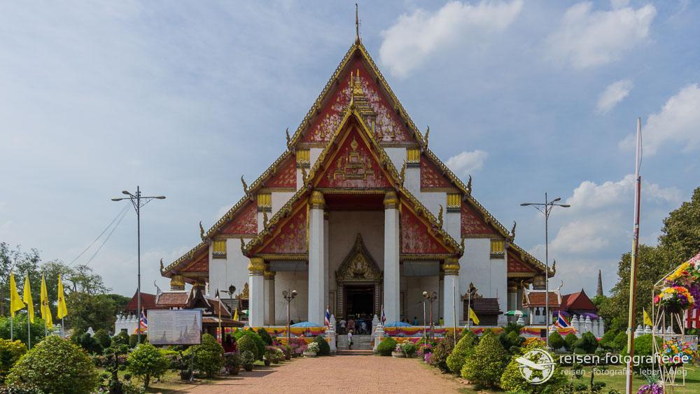 Viharn Phra Mongkhol Bophit