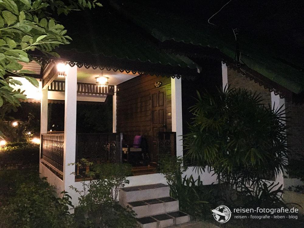 Unser kleines Haus in Alt Sukkothai