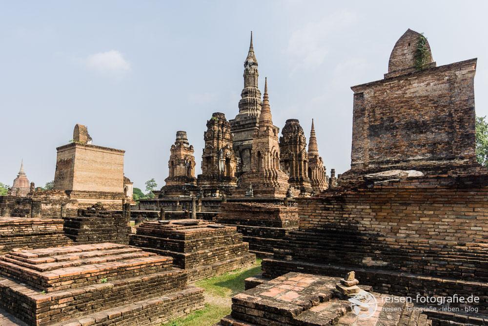 Wat Mahatat Zentralheiligtum