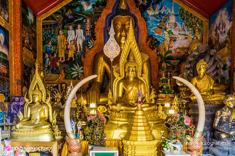 Kleiner Tempel im Tempel