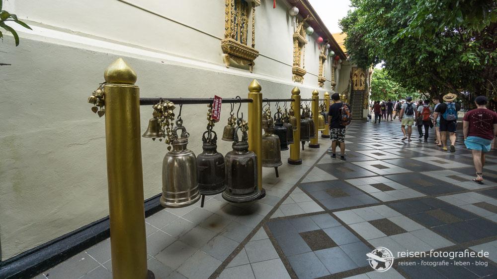Glocken am Tempel