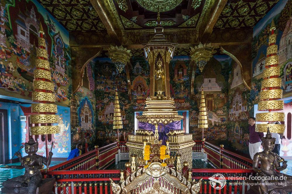 Ein Tempel, wo mal nur Männer rein durften