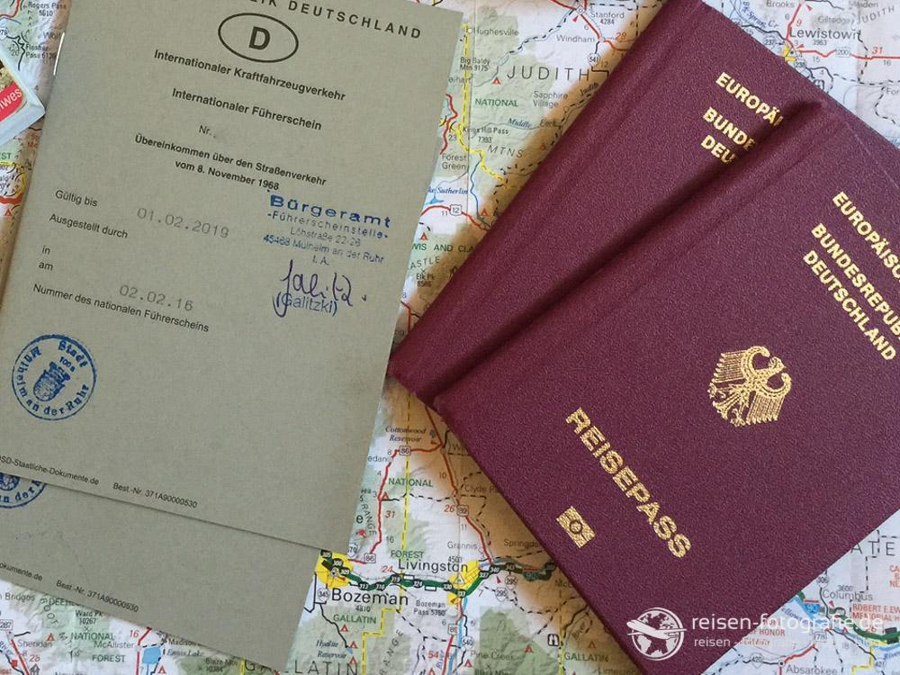 Internationaler Führerschein - nur selten Pflicht
