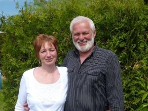 Angela und Klaus