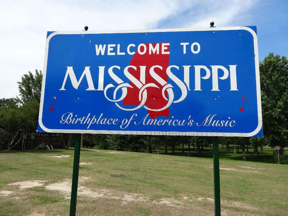Willkommen in Mississippi