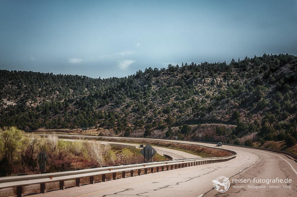 Colorado - in den südlichen Ausläufern der Rockys
