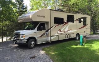 30 Fuß Wohnmobil - nicht noch mal in Kanada